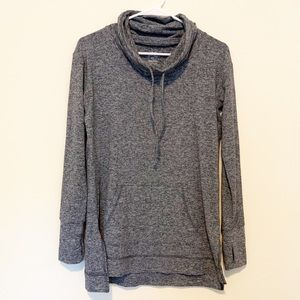 Aerie Just Add Leggings Cowl Neck Sweater